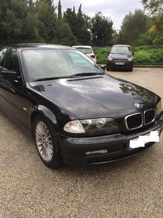 BMW Serie 3 2001 E46 320d