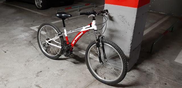 """Bicicleta montaña niño 24"""""""