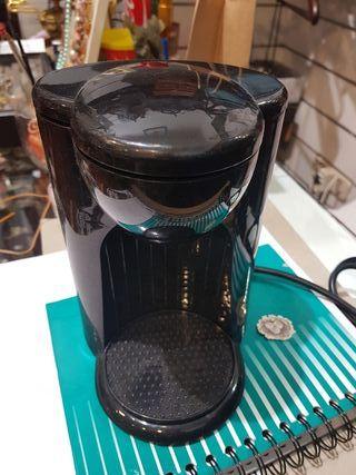 Cafetera eléctrica pequeña