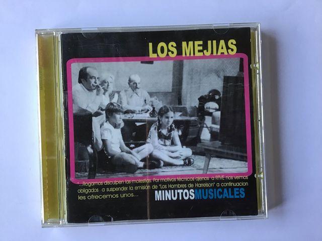 "LOS MEJIAS ""MINUTOS MUSICALES"""