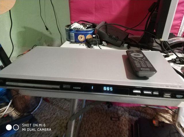 DVD Reproductor hdmi y Euroconetor y USB