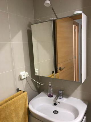 Armario espejo 60x21x64