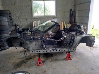 carroceria z3 2.8 cabrio
