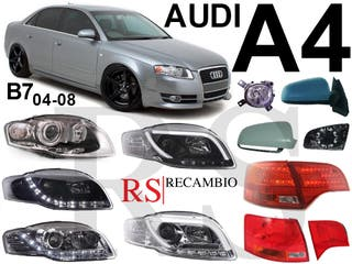 RECAMBIOS AUDI A4 8E ----- -75%