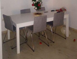 Provincia Sillas Comedor En Mano Segunda La Ikea Murcia De ...