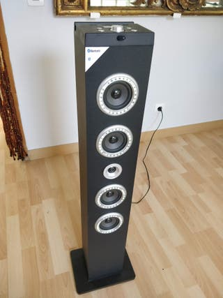 Torre Caja Bluetooth BigBen TW7LIGHT1 PVP €150