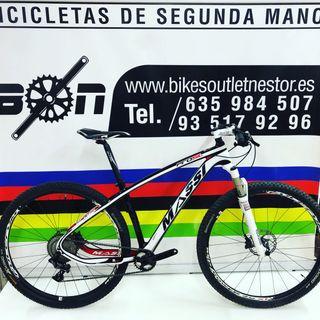Bicicleta Massi pro sl carbon 29