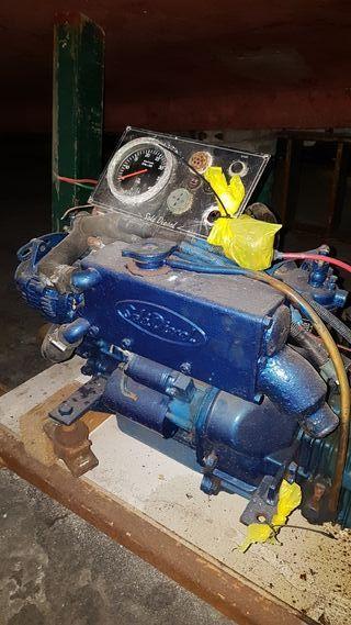 motor sole diesel 26 cv
