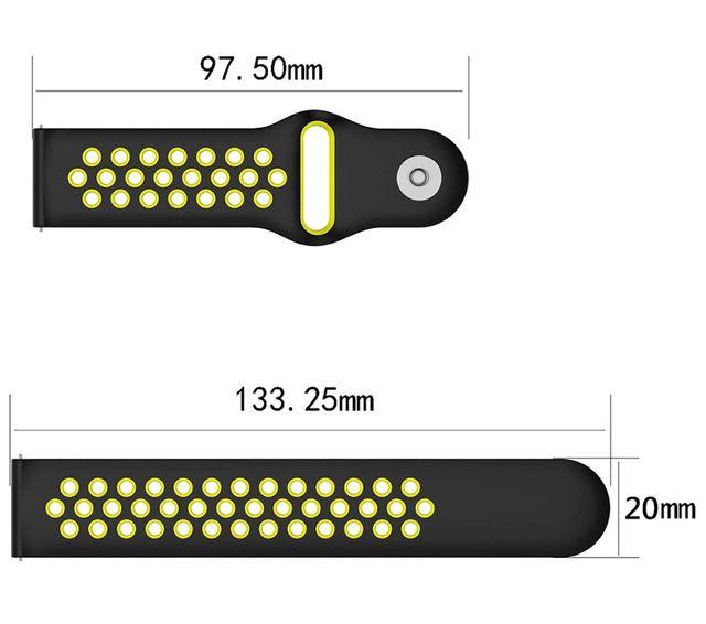 Correas de respuesto para Xiaomi Amazfit bip 20mm