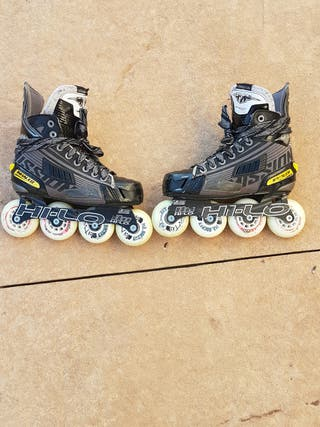 patines hockey mission DS4 talla 3e.