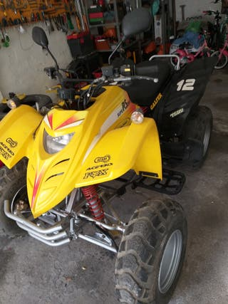 quad 49cc con matricula