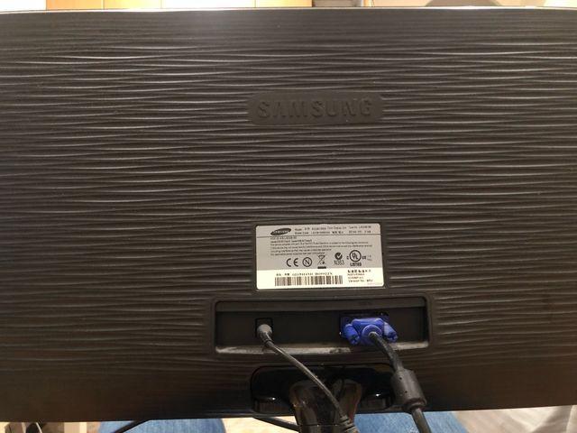 Pantalla de ordenador, Samsung.