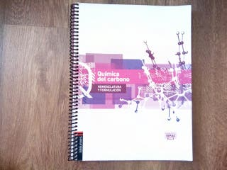 libro Química del carbono
