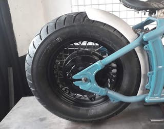 Guardabarros para Harley Davidson moto Custom