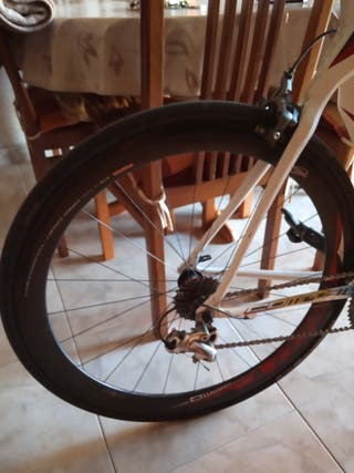 ruedas de carbono bicicleta