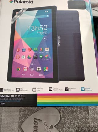 tablet 10,1 marca polaroid