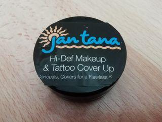 Jan Tana Makeup & Tattoo Cover Up