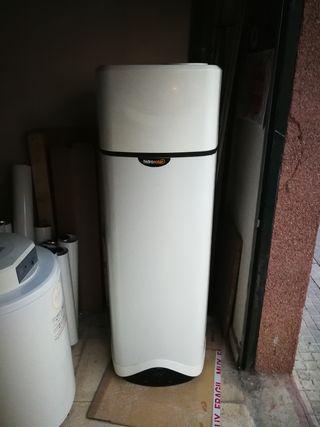 calentador eléctrico híbrido con bomba de calor