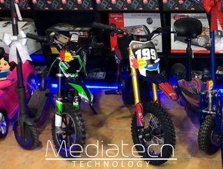 Moto patinete eléctrico