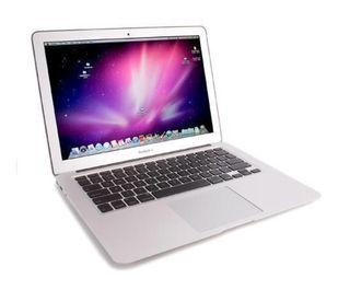 MacBook Air 13 core i5 ssd 128gb.