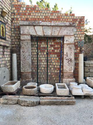 Portada de piedra S.XVIIi