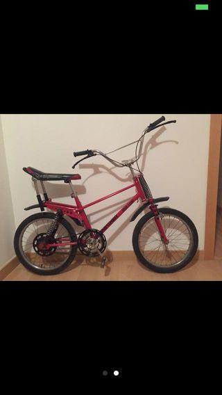 bicicleta nueva 130€
