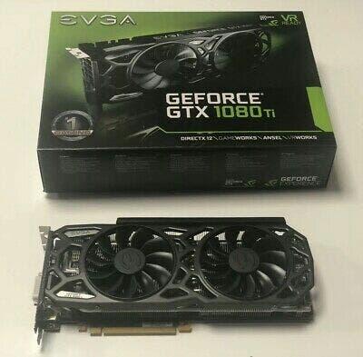 Graphic card GeForce std 1080ti