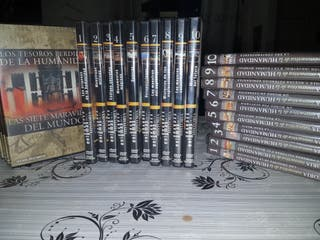 DVD Historia coleccion completa ( Fuerteventura)