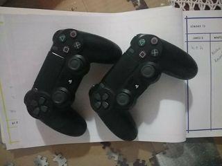 Mandos PlayStation cuatro