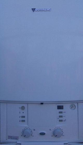 CALDERA BAJO NOX JUNKERS -ZWN-25-8MFA CERASTAR COM