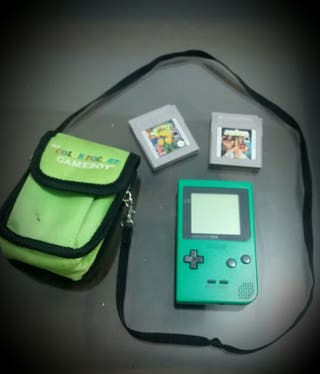Lote GaMe Boy Pocket!!!