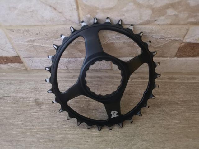 Monoplato RACEFACE 30t direct mount cinch