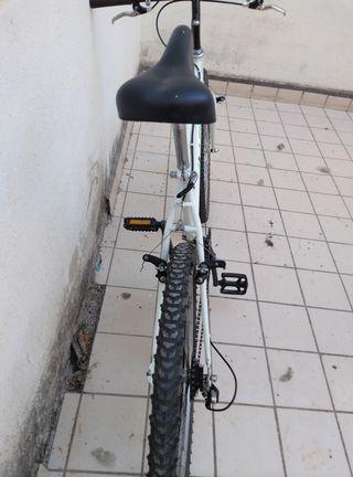 bicicleta ideal para batalla.