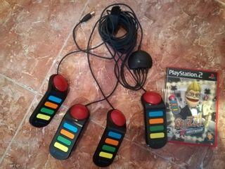 Buzz para PS2