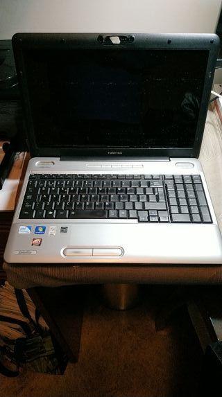 ordenador portátil Toshiba L500