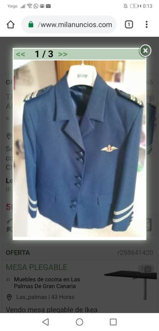 traje Comunión talla 12 (Almirante)