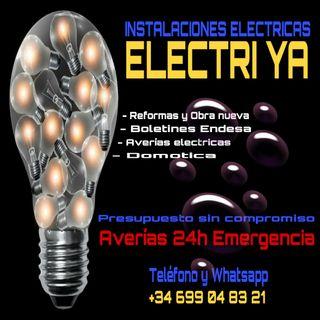 INSTALACIONES ELECTRI YA