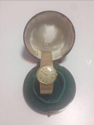 Reloj de oro 18k