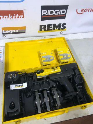 Rems mini-Press Acc 2018 lion prensa