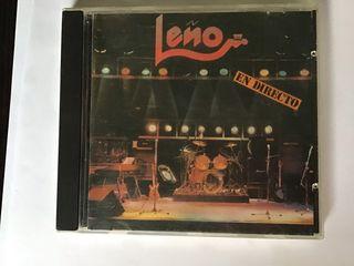 LEÑO , EN DIRECTO. CD