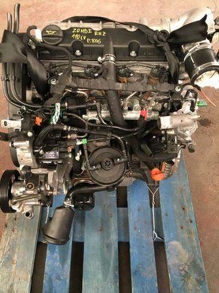 Motor Peugeot 806 2.0HDI 2002