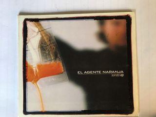 EL AGENTE NARANJA EP CD. SONDA