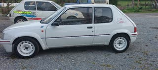 Peugeot 205 1989