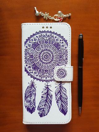 Funda billetera Samsung Galaxy S8+ con regalo