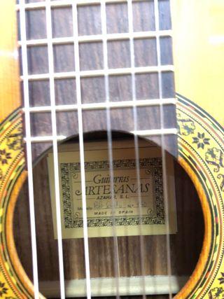 Guitarra española AZAHAR 141 Palosanto