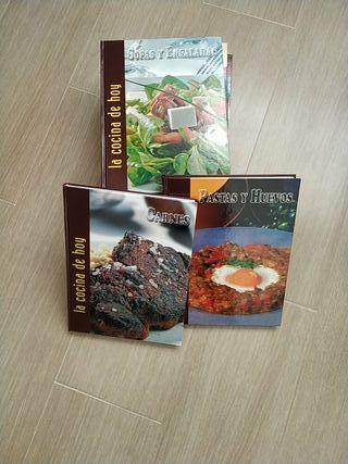 10 libros recetas de cocina