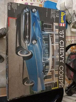 Maqueta Revell Chevrolet Coupé 1957