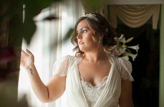 Vestido de novia de Jenny Packham. Talla 48