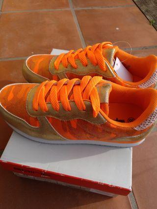 zapatillas deportivas talla 35