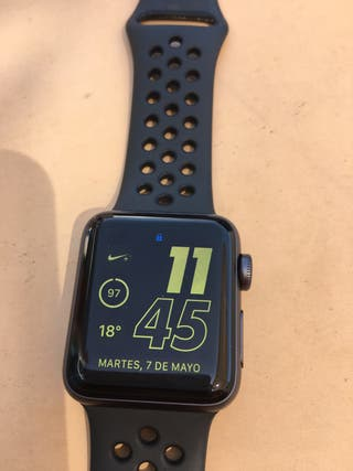 Apple Watch Nike Limited Edition Serie 3